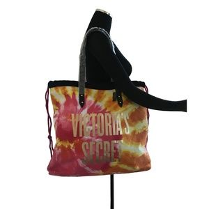 VICTORIA`S SECRET Women's Tie Dye Tote, Bag